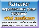 Каталог перепелиных ферм