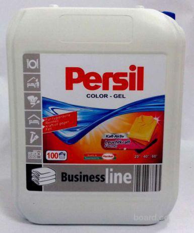 Жидкий порошок Персил (Persil) в канистрах 5л и 10л