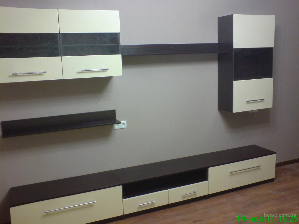 Изготовим под заказ: мебель для зала, тумбы под ТV.