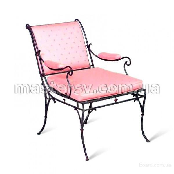 Кованые кресла, диваны для ресторанов и кафе от компании MasterSV