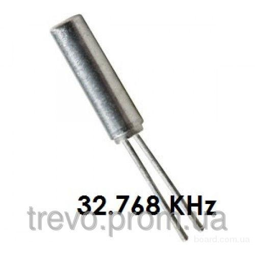 Кварцевый генератор 32,768KHz