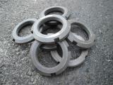 Продам гайки круглые шлицевые ГОСТ 11871-88, DIN 981