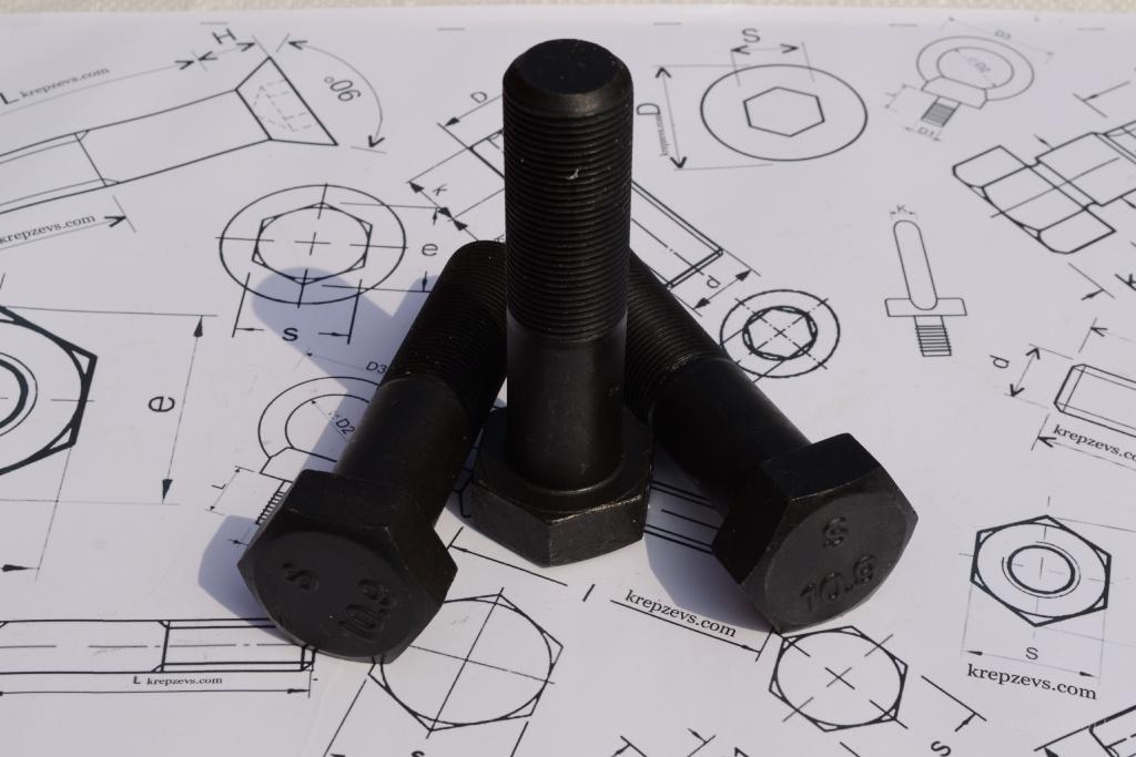 Продам болты М14 высокопрочные шестигранные с мелкой и стандартной резьбой