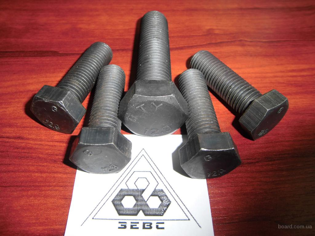 Продам болты М24 высокопрочные шестигранные с мелкой и стандартной резьбой