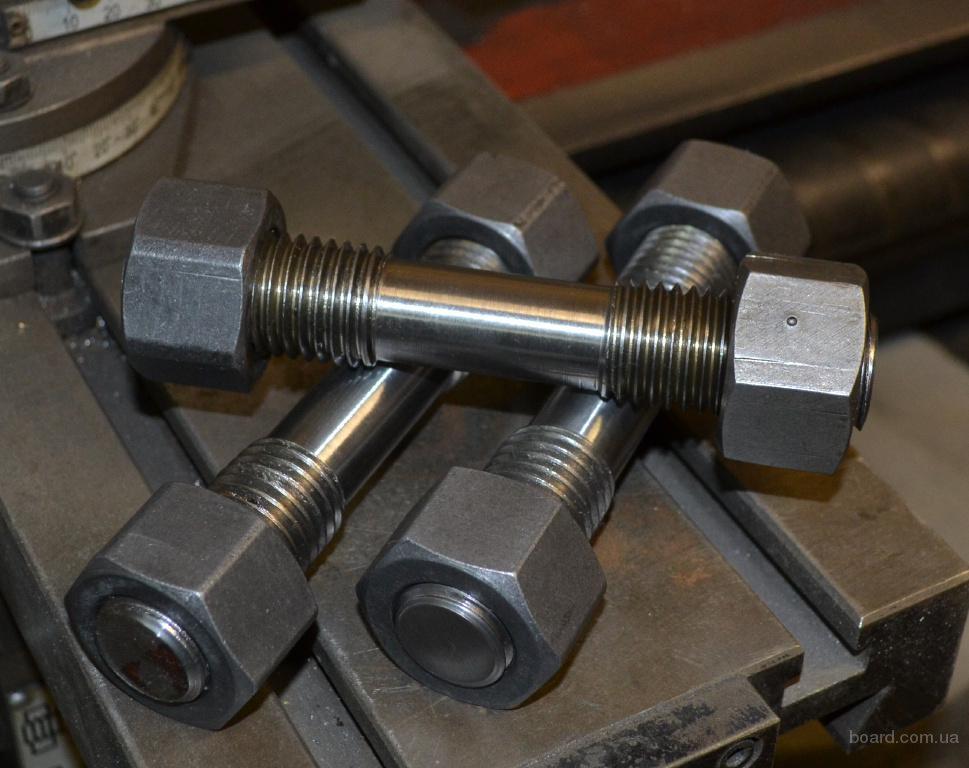 Продам шпильки М22 для фланцевых соединений из нержавейки