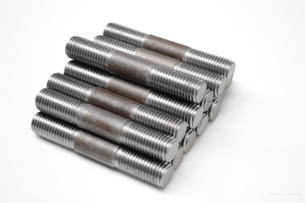 Продам шпильки М30 для фланцевых соединений из нержавейки