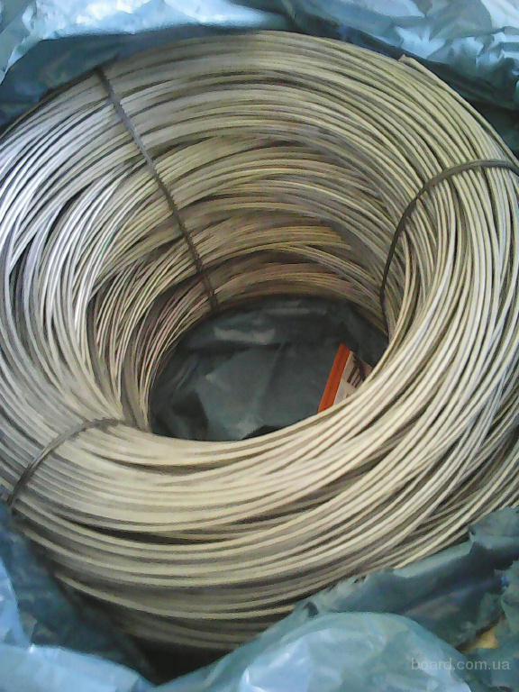 Проволока наплавочная 30ХГСА диаметр 6