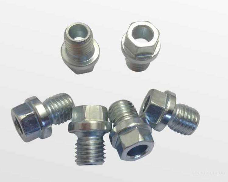 Продам пробки шестигранные метрические DIN 906, 910, 7604