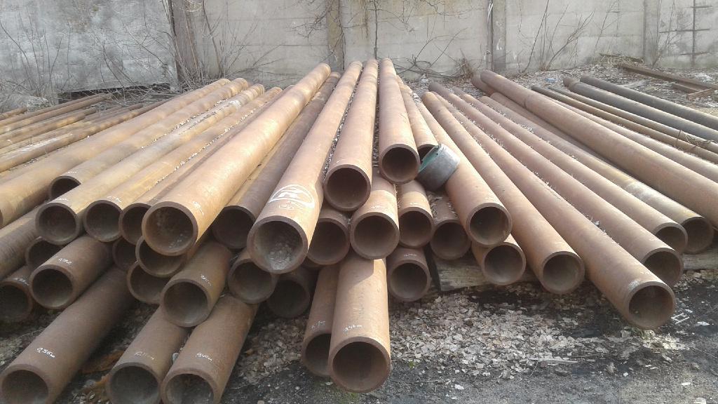 Труба стальная бесшовная ф114х14, ф273х7
