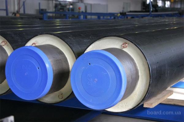 Трубы ппу пэ оболочка длина 6м (12м) - продам