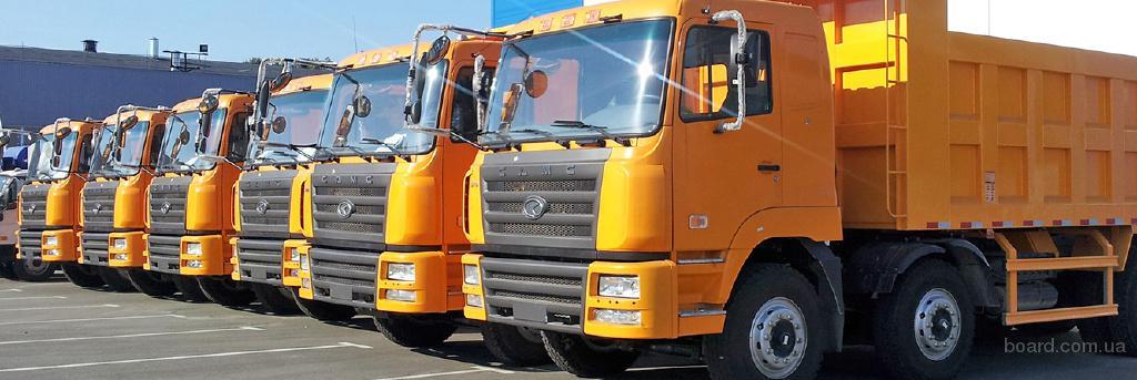 Лизинг грузовых автомобилей в России