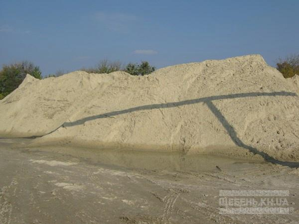 Песок (чистый) в Харькове от производителя с доставкой - СтройХарьков