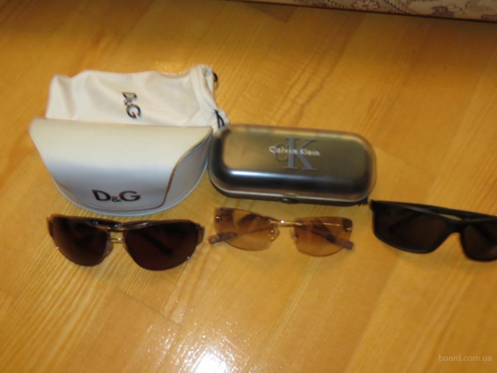 Сонцезахисні окуляри DG cK