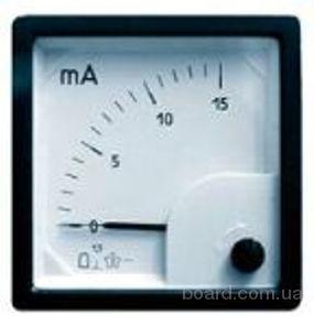 ЭА0705                    миллиамперметр    8-50mА