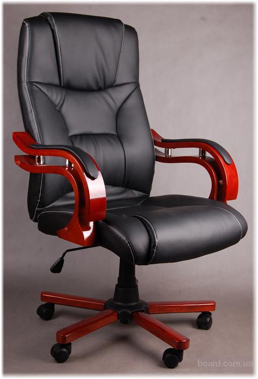 Компьюторное кресло руководителя Cardinal, черное