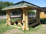 Будівництво дерев'яних будинків, сауни, альтанок