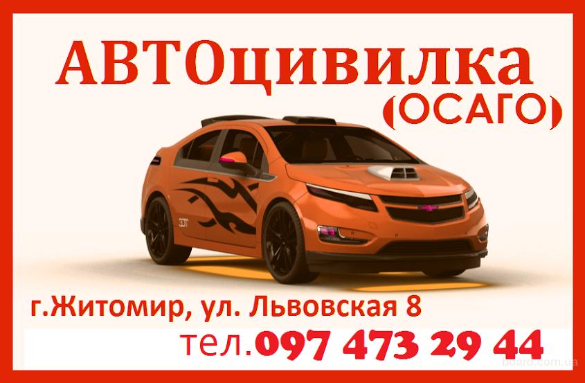 Автоцивілка в Житомирі