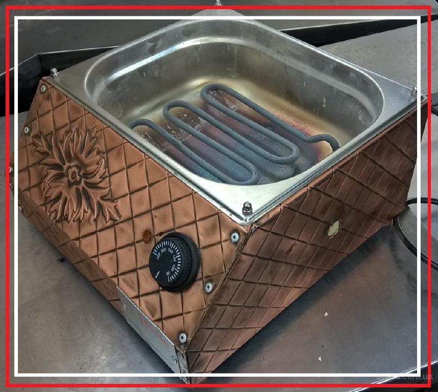 Кофеварка на песке турка Selale б/у