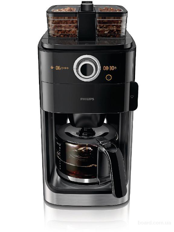 Кофеварка Philips Grind & Brew Coffee maker