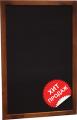 Меловая доска настенная, меловое меню, штендер, меловое меню в раме, оригинальный подарок, мелом по доске
