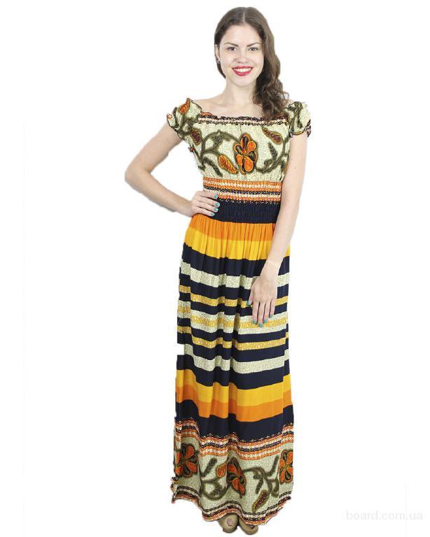 турецкие платья от 350р! Оптом