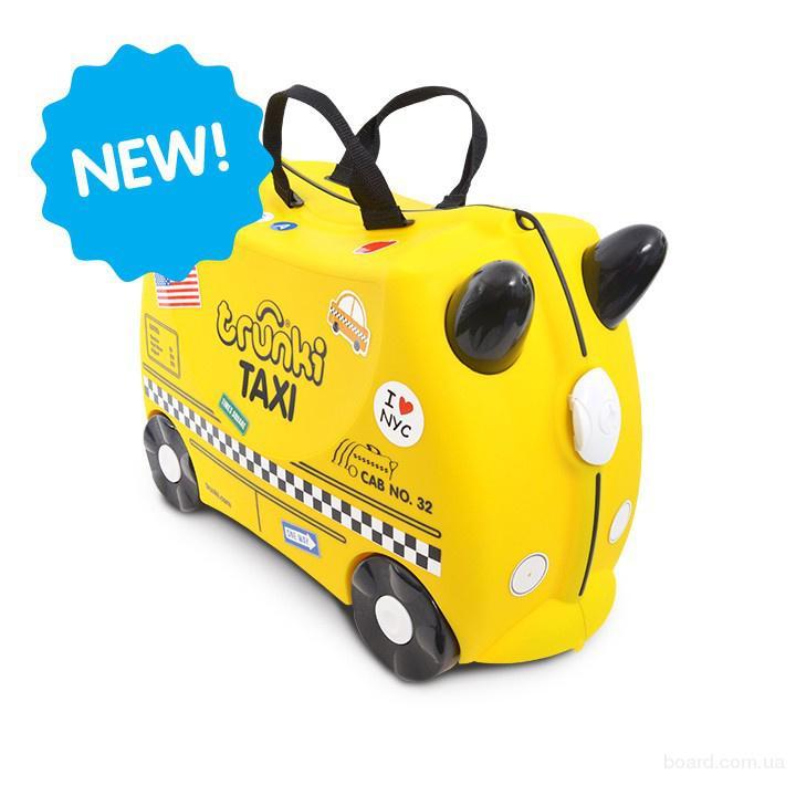 Чемодан Trunki Taxi