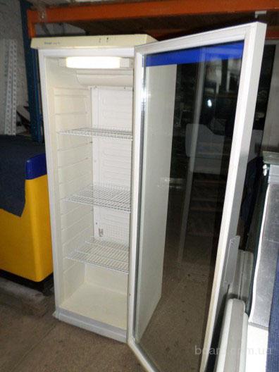 Бу холодильный шкаф со стеклянной дверью Snaige для кафе