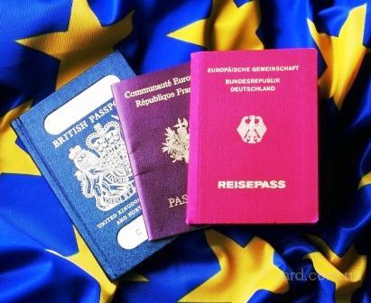Помощь в законном получении гражданства ряда стран ЕС и других стран