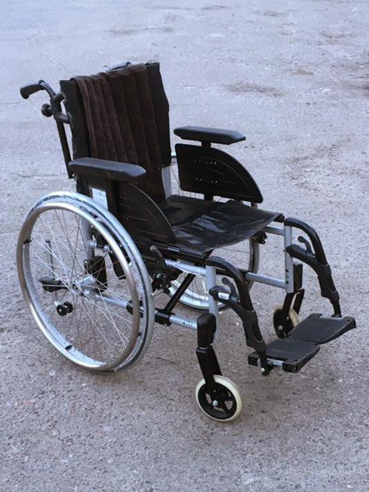 Инвалидная коляска КкД-18 (новая)