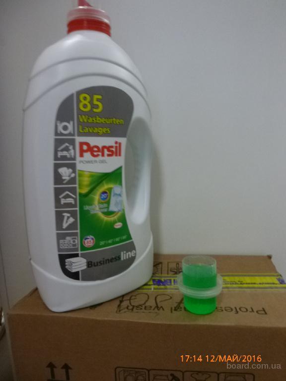 Гель для стирки Ariel и Percil 5,65 л в ассортименте. 85 стирок.