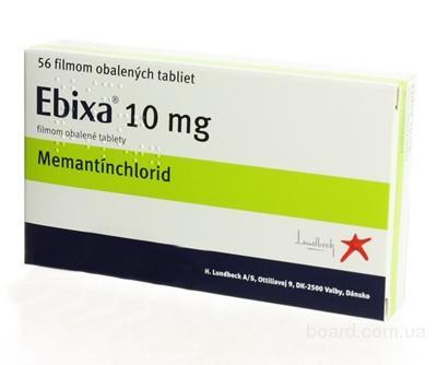 Приятные цены на  Абикса (Ebixa, Эбикса)  – в аптечной справке всегда заботятся о покупателях.