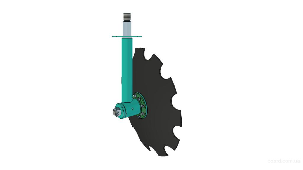 Плуг для мотоблока МТЗ П3-215/14 (стойка 14мм, ширина.
