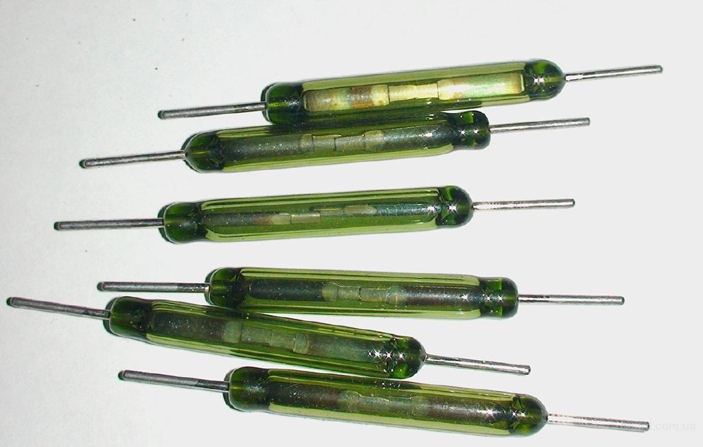 Продам герконы МКА-36701 гр.А - 5,5грн