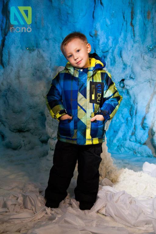 Детские Зимние Комбинезоны  Nano (Канада)