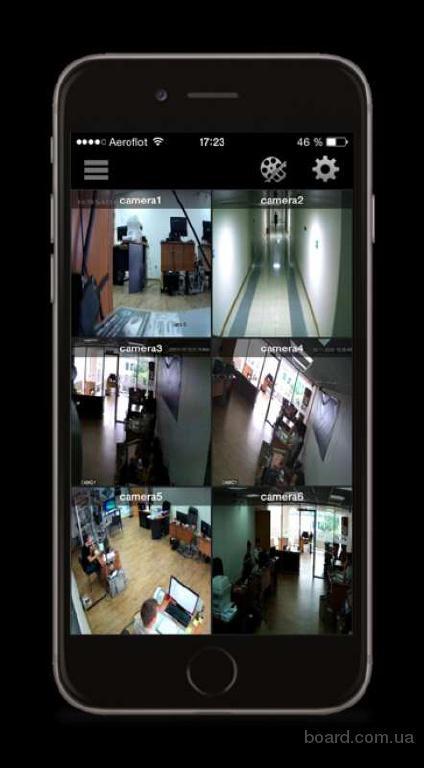 Установка видеонаблюдения,сигнализации любого вида сложности.