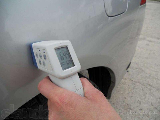 Измерение толщины покрытия кузова. Диагностика кузова перед покупкой. Проверить лакокрасочное покрытие кузова. Киев
