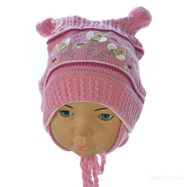 """Детские шапки оптом от интернет магазина """"Юляшка"""""""