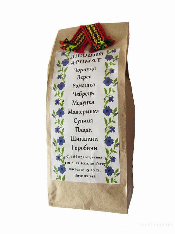 """Чай карпатський """"Лісовий аромат"""""""