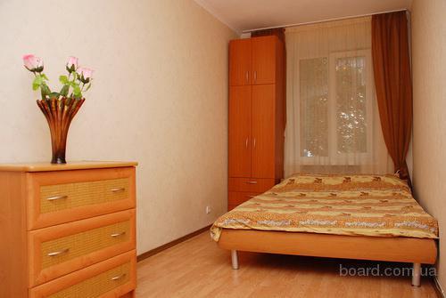 Отличная 2-комнатная квартира, бульвар Леси Украинки, 13