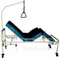 Кровать функциональная трехсекционная КФ-3м