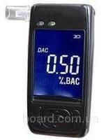 Специальный алкотестр FiT303BAC-LC с электрохимическим датчиком,LCD дисплеем,часами,памятью