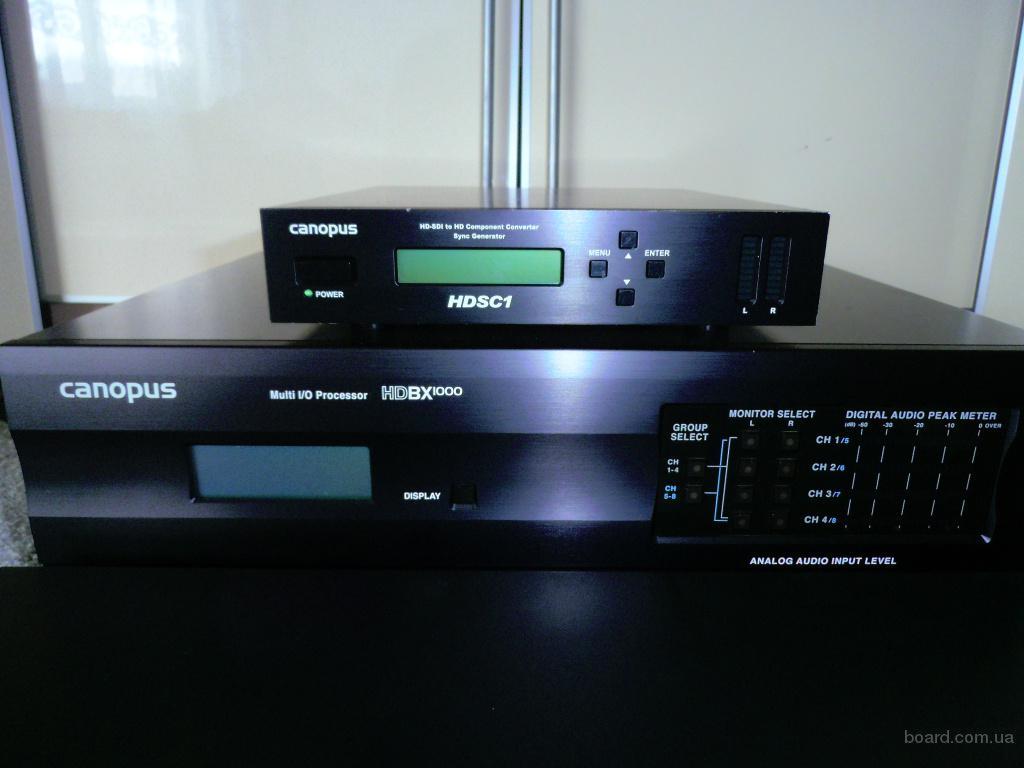 Видеоконвертер Canopus HDSC1