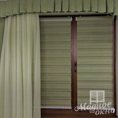 Рулонные шторы на окна в магазине «Jaluzi-service»