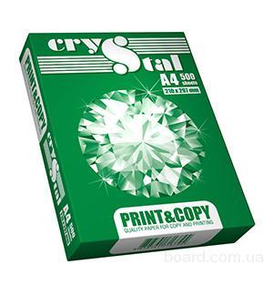 Бумага Crystal Print and Copy A4