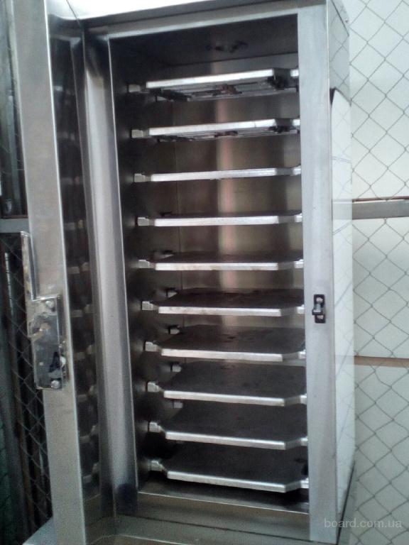 Шкаф с функцией регенерации расстоечный Electro Calorique