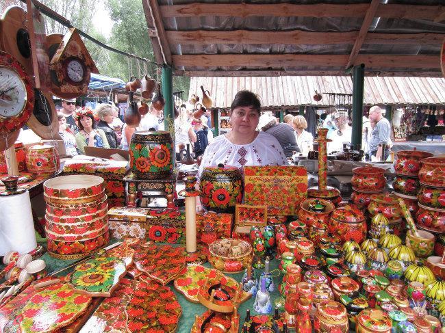 Сорочинская Ярмарка 2016 из Харькова