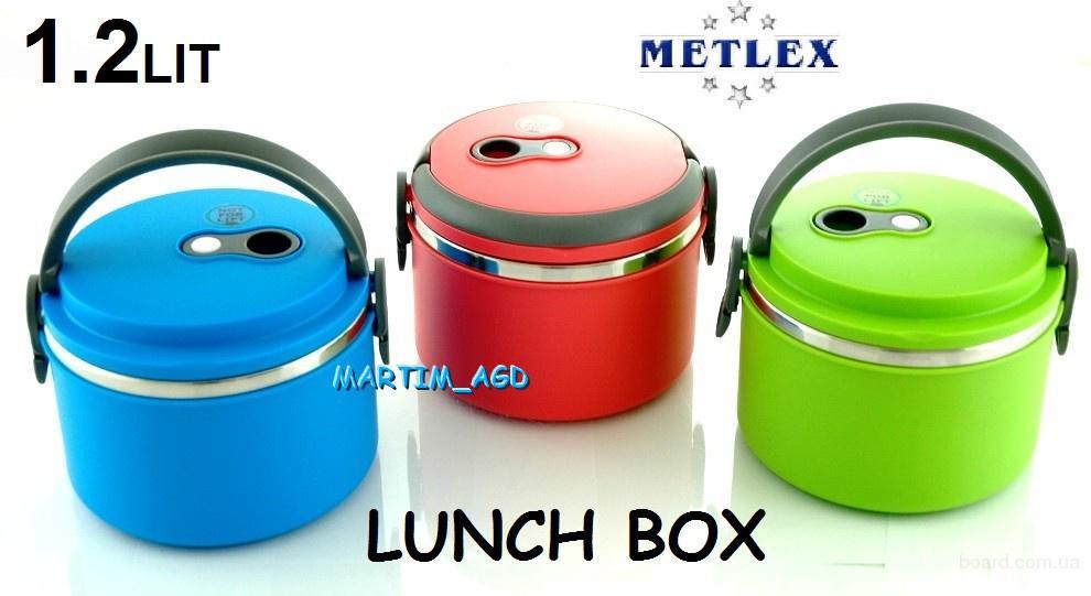 Термос обеденный lunch box (1,2л)