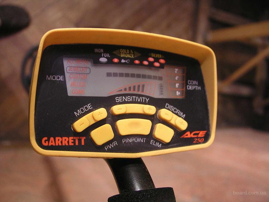 Сдам в аренду Металлоискатель Garret ACE 250