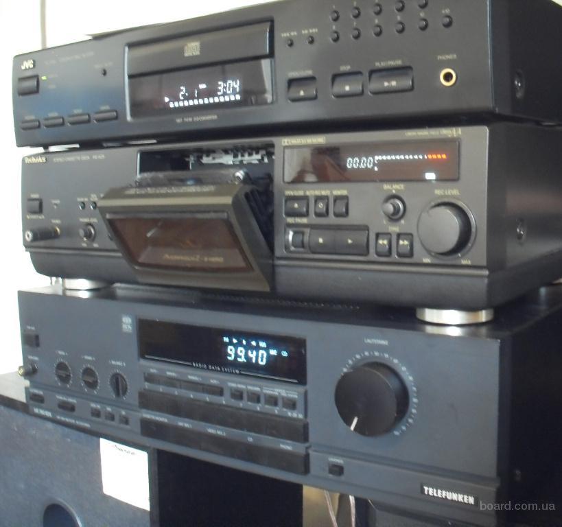 Проигрыватель компакт дисков JVC XL-V184