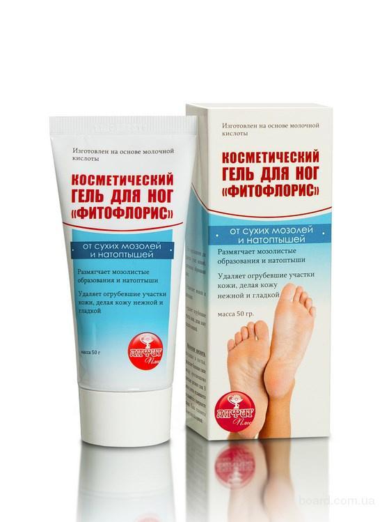 Гель косметический для ног «Фитофлорис» 50г